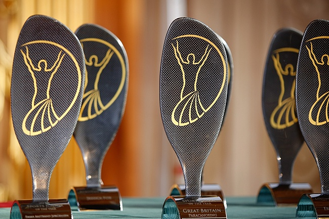 golden paddle world paddle awards