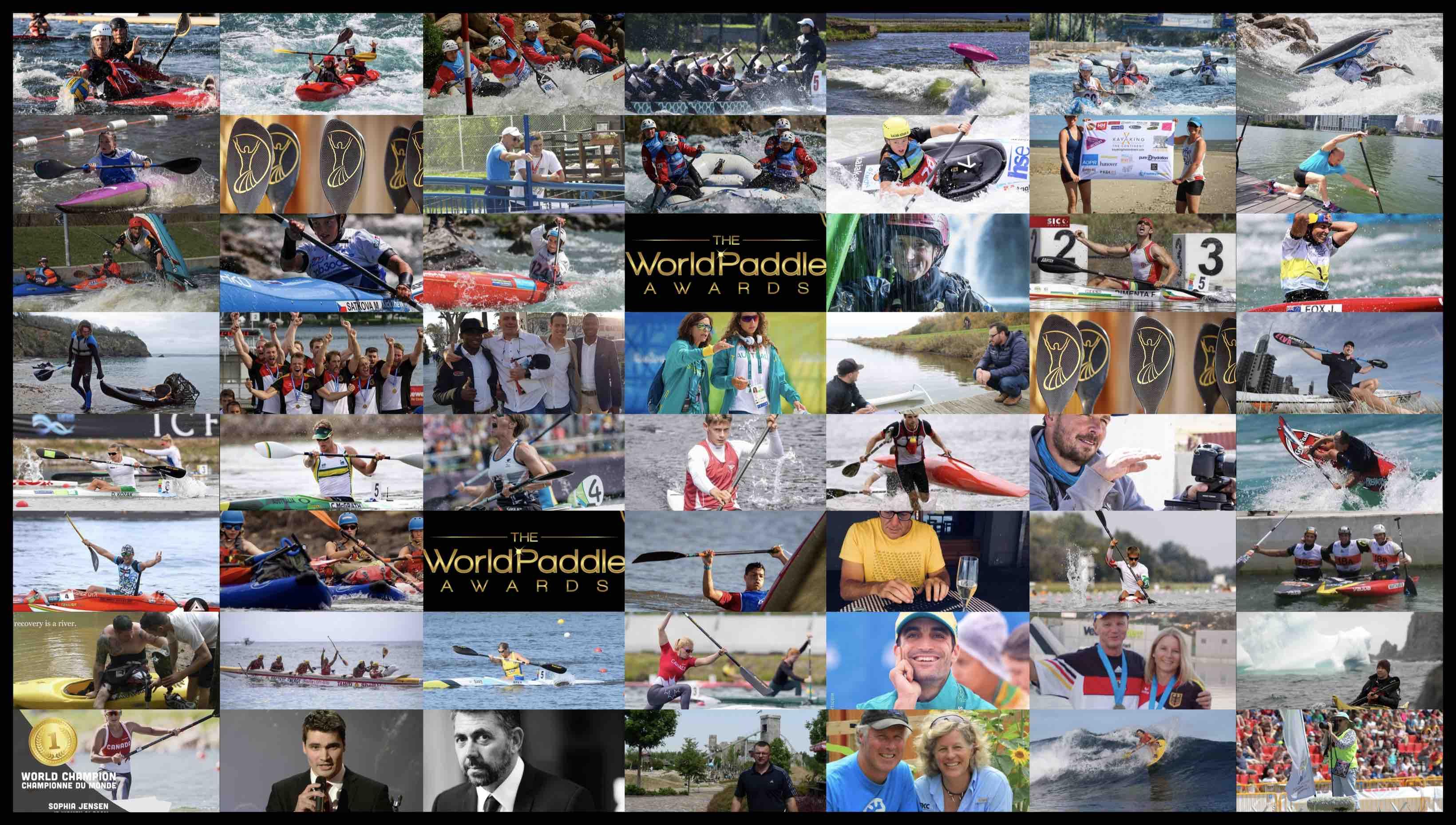 2018 nominees world paddle awards
