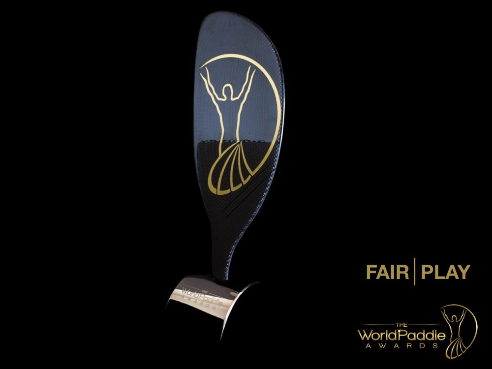 canoe kayak world paddle awards fair play sup sport gala