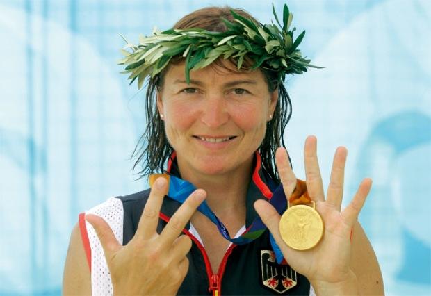 canoe kayak paddlesports world paddle awards golden spa sportscene birgit fischer german