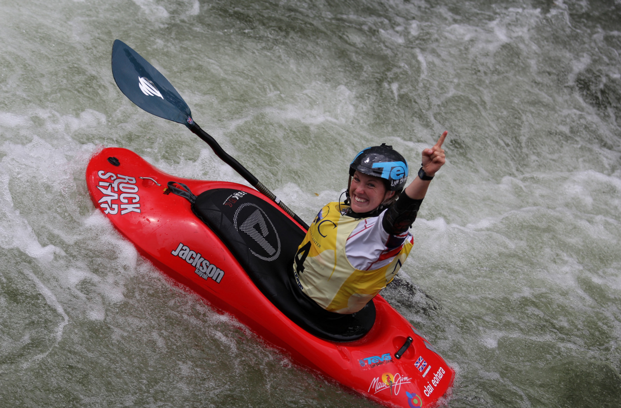 claire ohara canoe kayak freestyle world paddle awards squirt academy member sportscene nelo