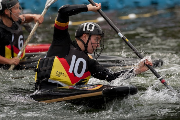 elena gilles canoe kayak polo germany 2014 nominee world paddle awards golden champion noc nelo sportscene