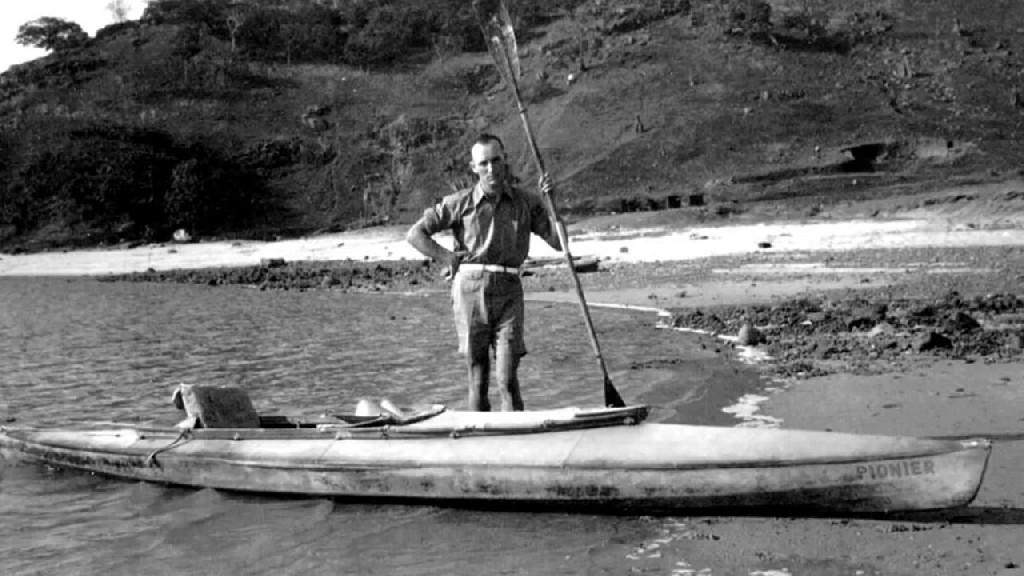 Oskar Speck sandy robson canoe kayak australia nominee sportswoman year world paddle awards