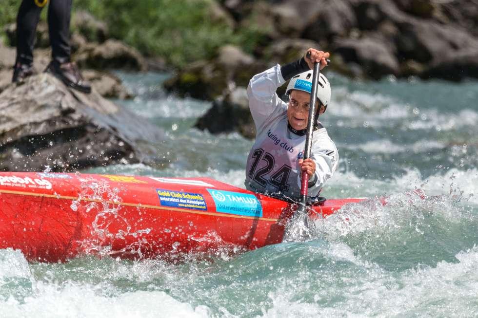 sabine Reichenberger switzerland nominee 2018 lifetime achievement canoe sprint downriver marathon dragon boat racing coaching boat design