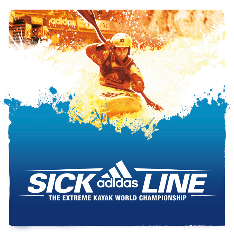 canoe kayak whitewater wild water adidas sickline world paddle awards golden 2015 nominee industry professional austria