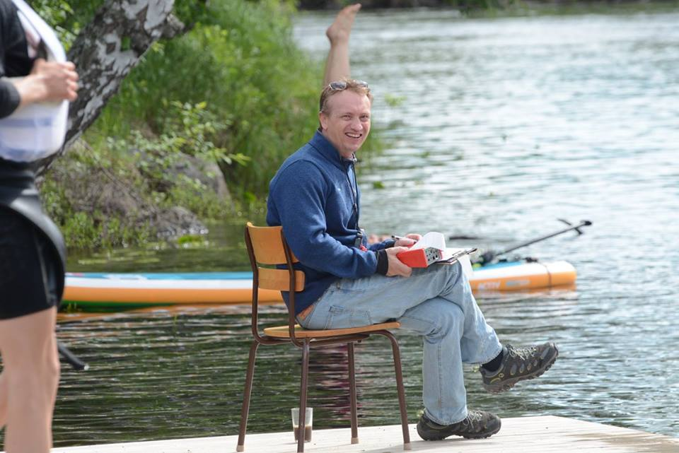 bo marcus lidstrom sweden canoe kayak nominee foundation award world paddle awards coach