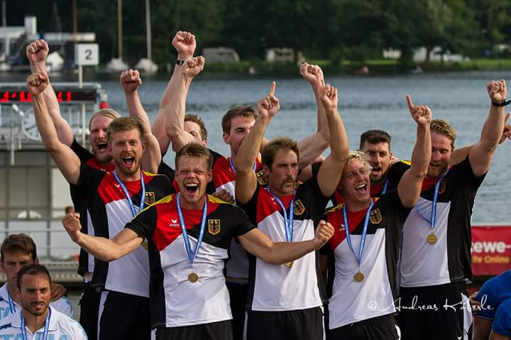team germany men canoe polo nominee 2018 team world paddle award