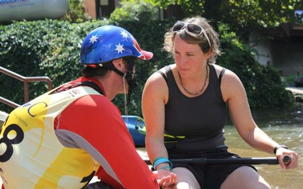 claire o hara freestyle canoe kayak paddlesport professional 2014 nominee world paddle awards golden great britain athlete champion noc nelo sportscene