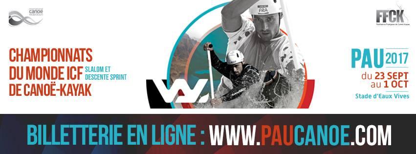 icf pau france world championships canoe kayak slalom paddle awards nominee industry professional