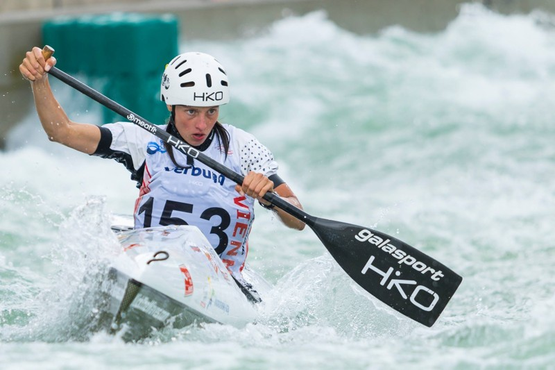 martina satkova canoe kayak world paddle awards czech republic junior 2016 downriver slalom boater cross sports award sportscene nelo world champion