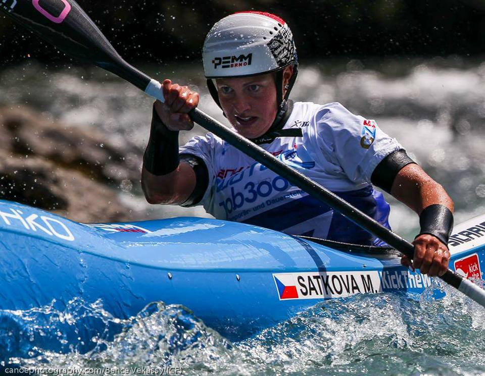 martina satkova czech repulic nominee sportswoman world paddle awards