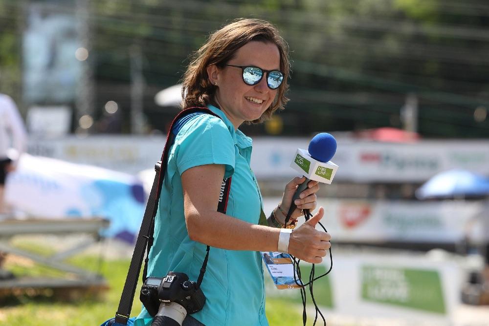 nina jelenc world paddle awards nominee media professional award canoe kayak slovenia journalist