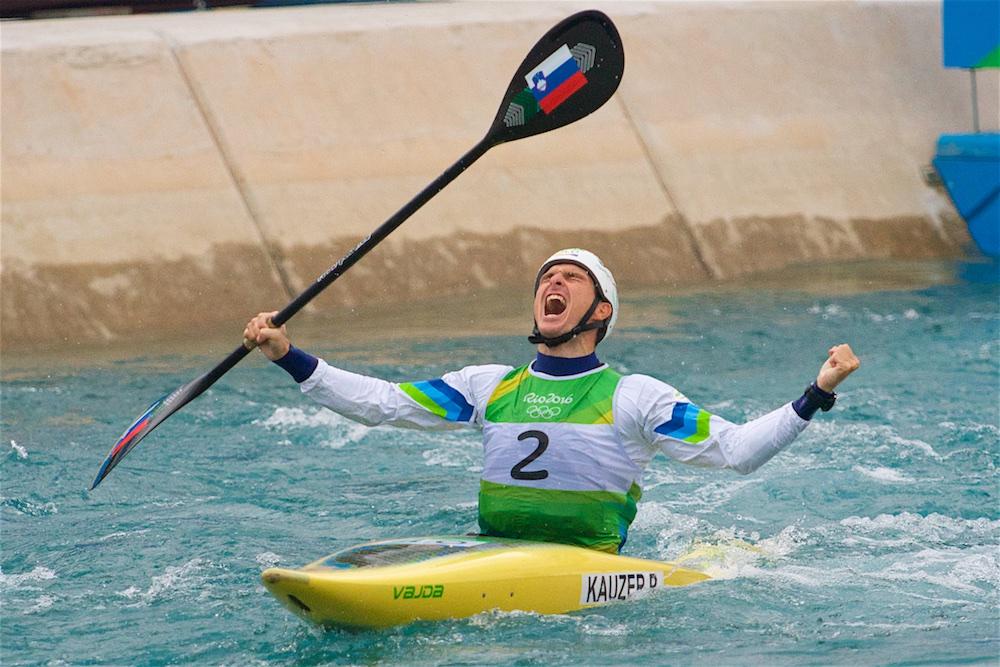 peter kauzer world paddle awards canoe kayak slalom sportsman slovenia
