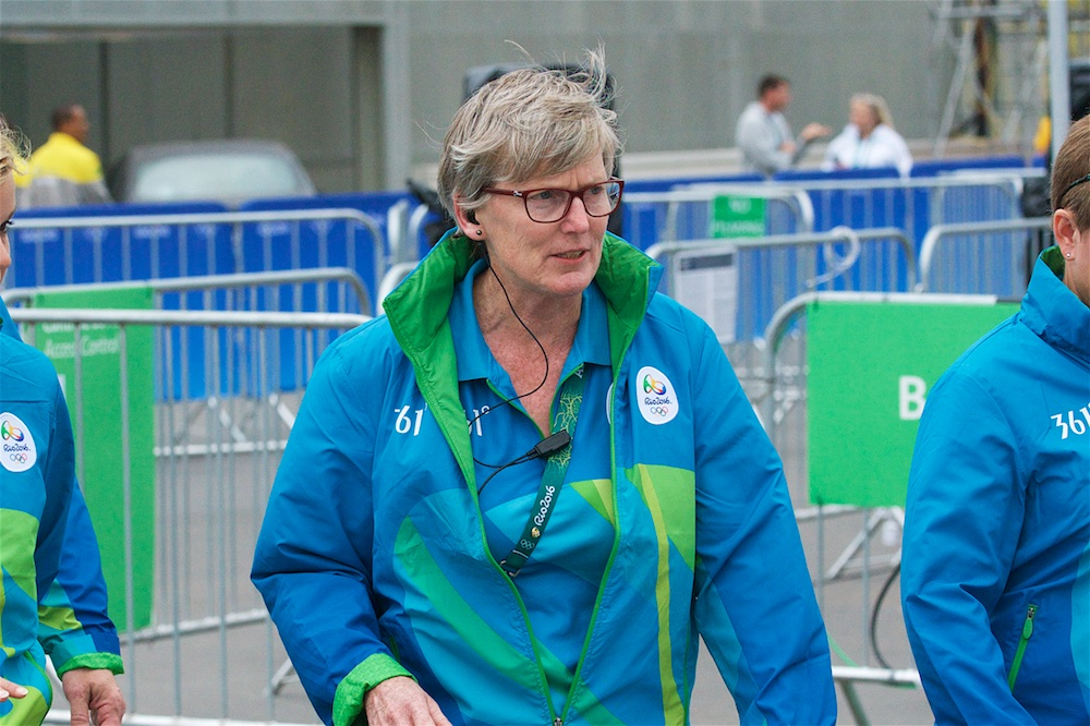 sue natoli canoe kayak slalom official volunteer icf ioc australia world paddle awards nominee foundation award sportscene